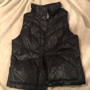 Black Old Navy Vest